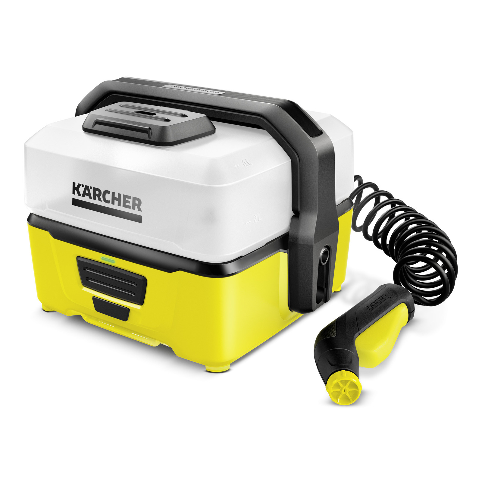 KARCHER MOBILE OUTDOOR CLEANER OC 3 (1.680-000.0)