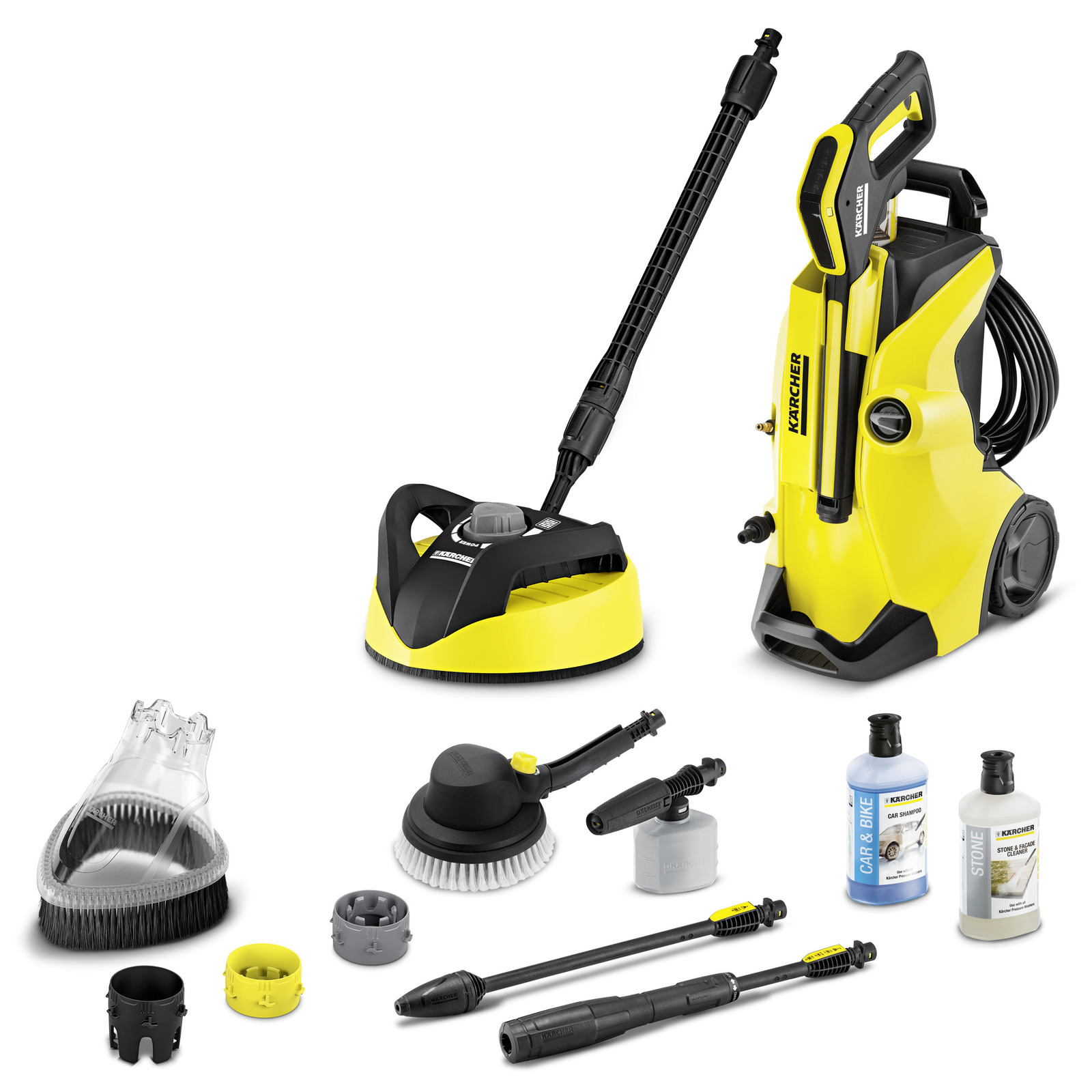 KARCHER K 4 Full CONTROLl CAR& HOME SPLASH, 1.324-013.0