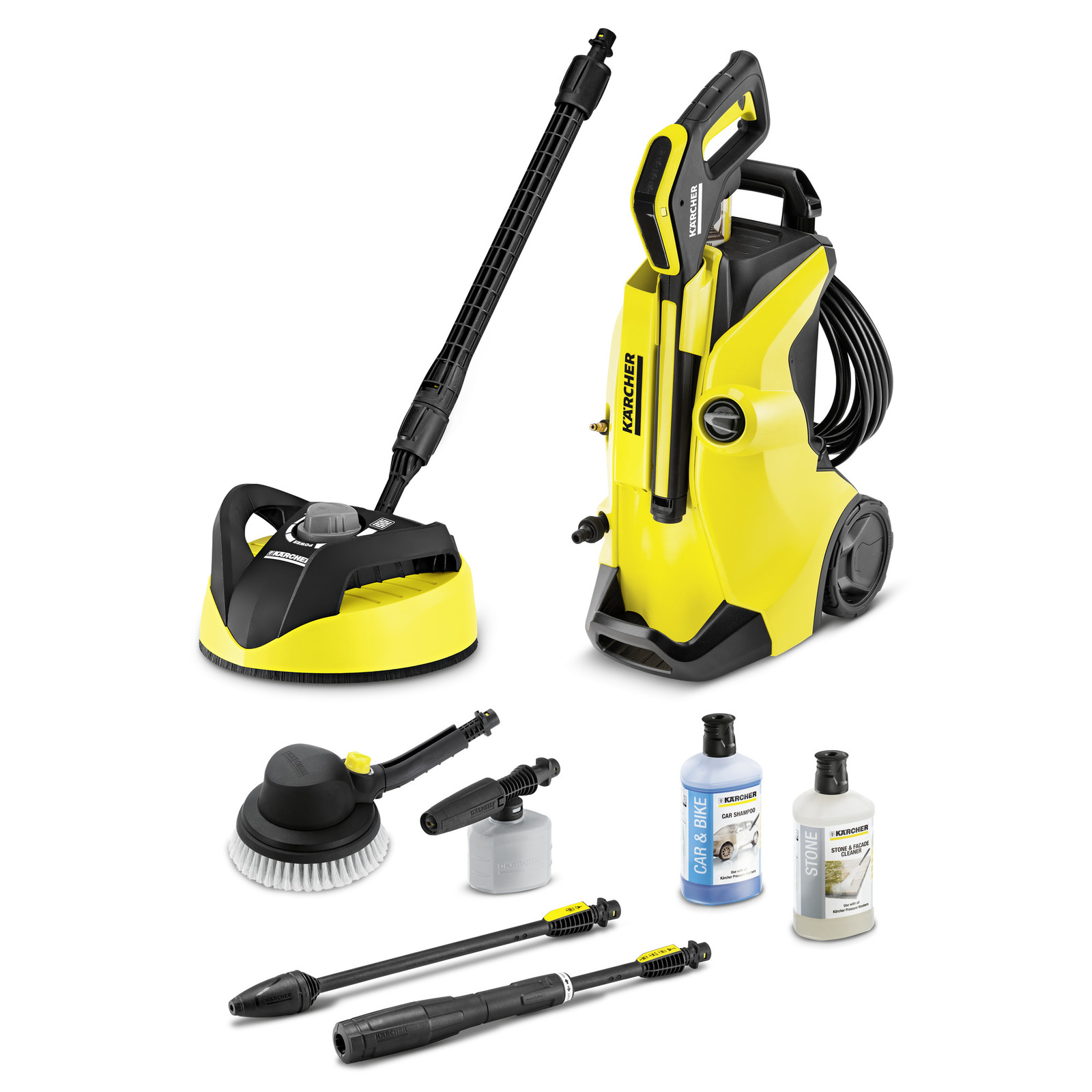 KARCHER K 4 FULL CONTROL CAR & HOME (1.324-008.0)