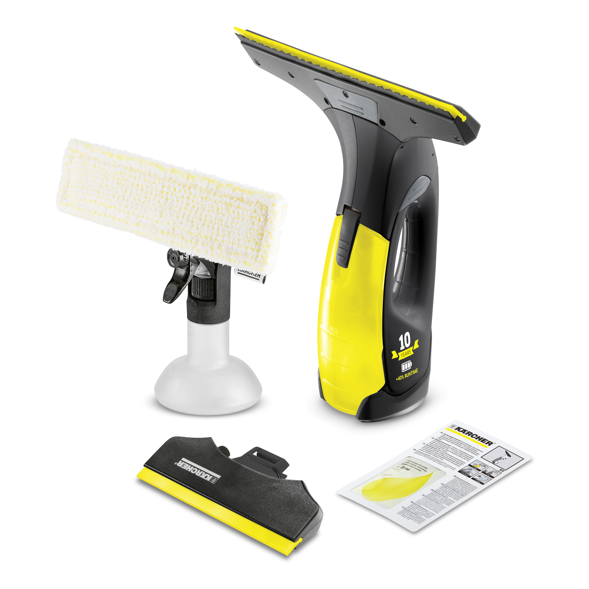 KARCHER WV 2 Premium 10 Years Edition (1.633-426.0)