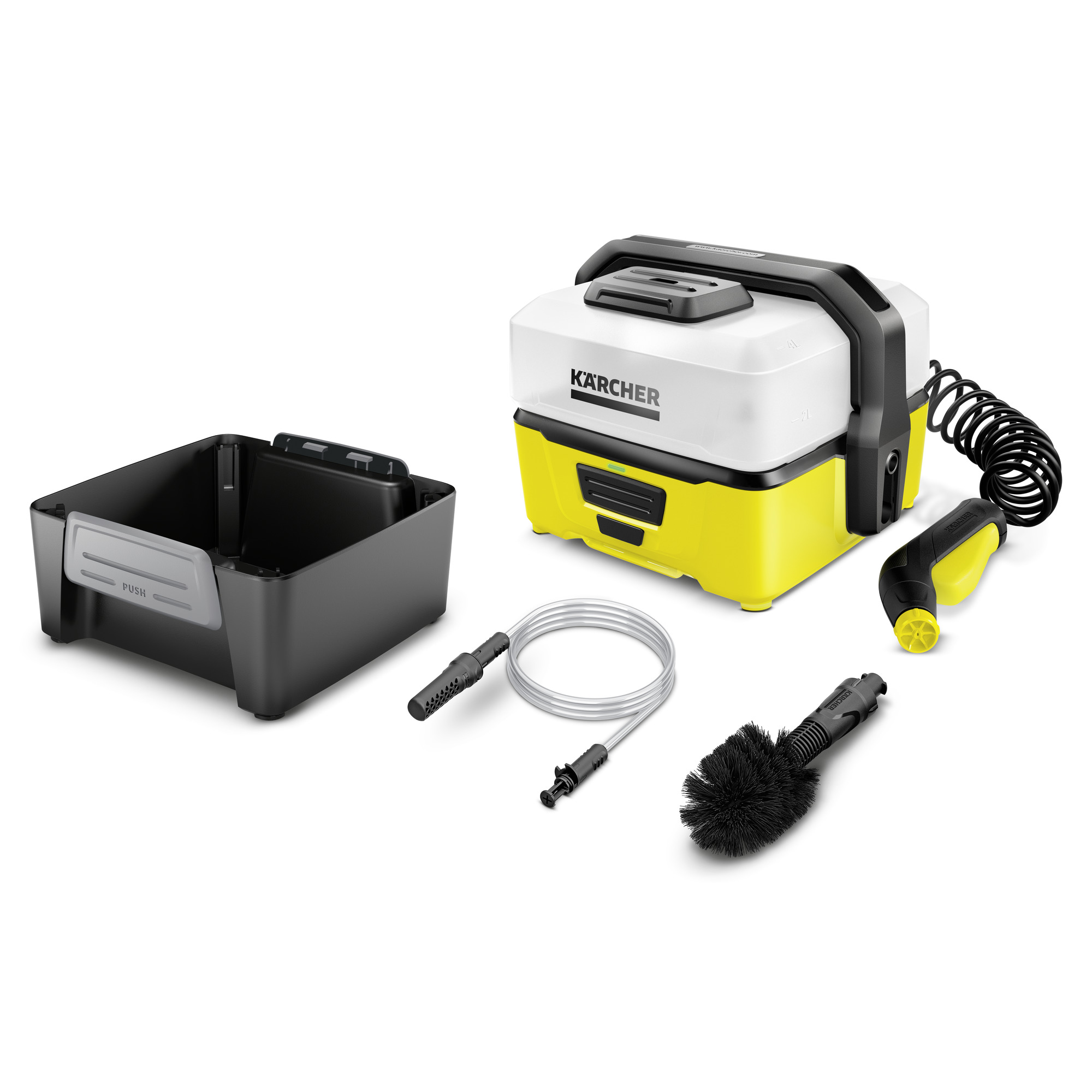 KARCHER Mobile Outdoor Cleaner OC 3 Adventure Explorer box (1.680-002.0)