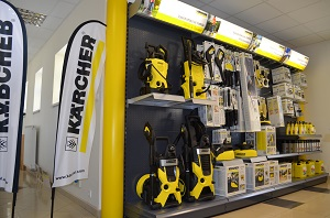predajna karcher center montes 21